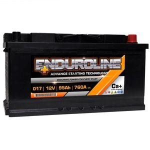 017 Enduroline Car Battery 95Ah