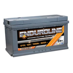 019 Enduroline Car Battery 100Ah