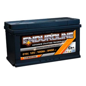019 Enduroline Car Battery 100Ah