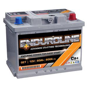 027 Enduroline Car Battery 62Ah
