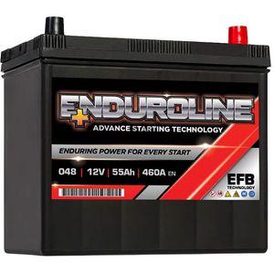 048 EFB Enduroline Start Stop Car Battery 55Ah