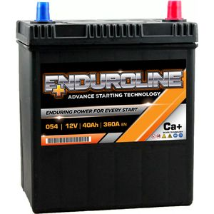 054 Enduroline Car Battery 40Ah