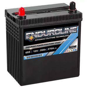 055 Enduroline AGM Start Stop Car Battery 35Ah