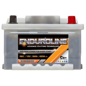 062 Enduroline (mercedes SL Starter) Car Battery 36Ah