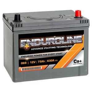 068 Enduroline Car Battery 75Ah