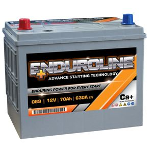 069 Enduroline Car Battery 70Ah