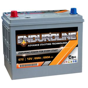 072 Enduroline Car Battery 70Ah