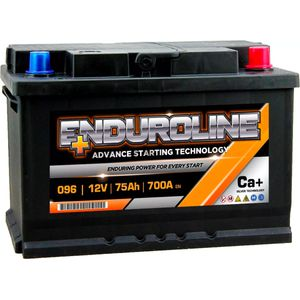 096 Enduroline Car Battery 75Ah