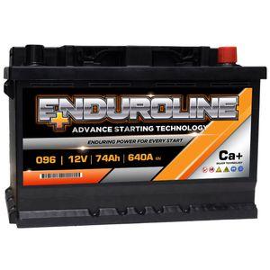 096 Enduroline Car Battery 74Ah