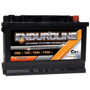 096 Enduroline Car Battery 78Ah