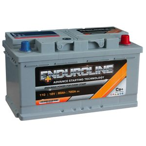 110 Enduroline Car Battery 80Ah