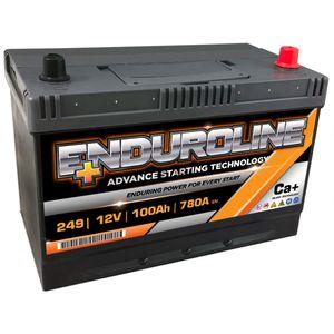 249 Enduroline Car Battery 12V