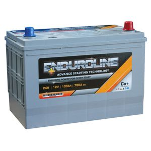 249 Enduroline Car Battery 12V