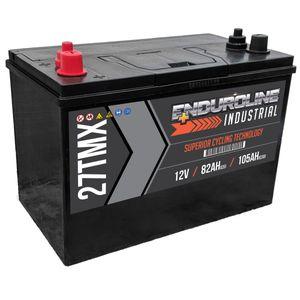 Enduroline 27TMX Deep Cycle Battery 12V 105Ah