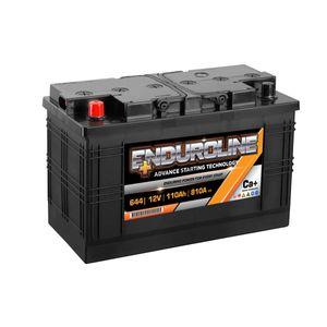 644 Enduroline Starter Battery 110Ah