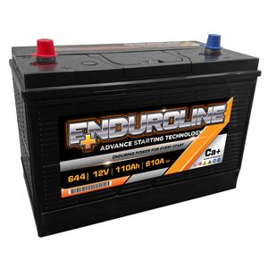 644 Enduroline Starter Battery 110Ah