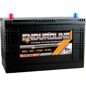 664 Enduroline Starter Battery 110Ah