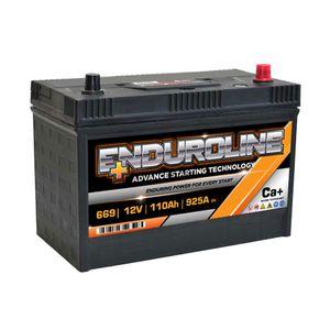 669 Enduroline Starter Battery 110Ah