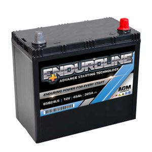 Enduroline 85B24LS Tesla Model 3 Auxiliary Battery 12V 45Ah