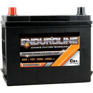 038 Enduroline Car Battery 35Ah
