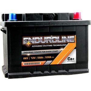 065 Enduroline Car Battery 58Ah
