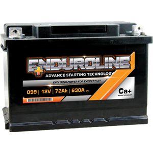 099 Enduroline Car Battery 72Ah