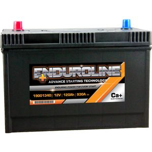 19001340 Enduroline Battery for Land Rover 12V 120Ah