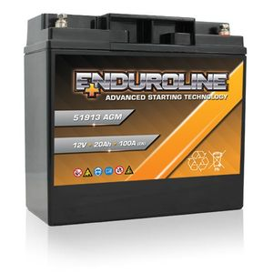 51913 BMW Enduroline Advanced Motorcycle Battery 12V 20Ah (12V20P)