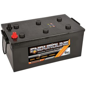 624 Enduroline Commercial Battery 12V 200AH