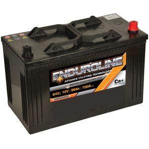 643 Enduroline Starter Battery 96Ah