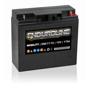 ENC17-12 Enduroline electro-drive VRLA Battery 12V 17Ah