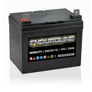 ENC33-12 Enduroline Mobility Battery 12V 33Ah