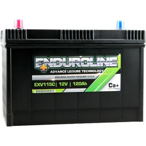 EXV115C Enduroline Calcium Leisure Battery 120Ah