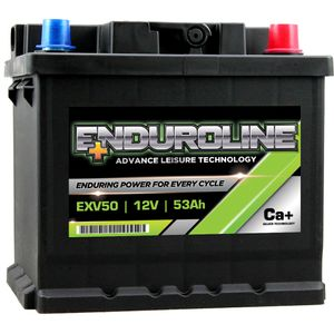 EXV50 Enduroline Leisure Battery 53Ah