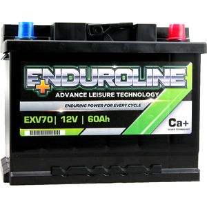 EXV70 Enduroline Leisure Battery 12V