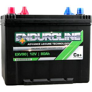 EXV90 Enduroline Calcium Leisure Battery 12V