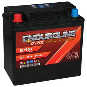 Enduroline EC151 Auxiliary AGM Battery 15Ah 200A