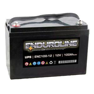 ENC100-12 Enduroline AGM UPS Battery