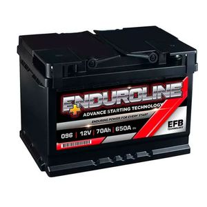 068 EFB Enduroline Start Stop Car Battery 68Ah