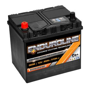 005R Enduroline Car Battery 60Ah