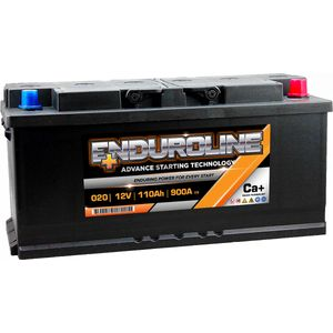 020 Enduroline Car Battery 110Ah