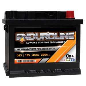 063 Enduroline Car Battery 45Ah