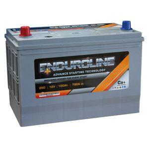 250 Enduroline Car Battery 12V