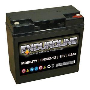 ENC22-12 Enduroline Mobility Battery 12V 22Ah