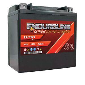 Enduroline EC131 Auxiliary AGM Battery 14Ah 160A