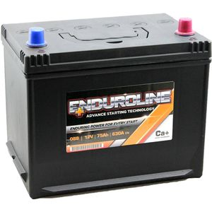 088 Enduroline Car Battery 75Ah