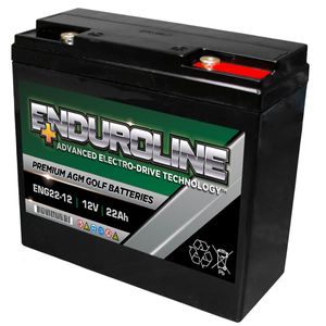 ENG22-12 Enduroline Premium Golf Battery 12V