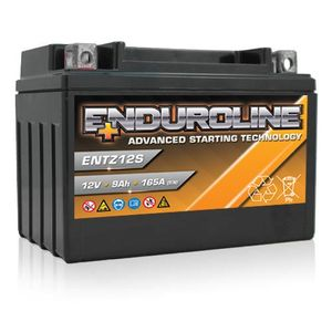 ENTZ12S Enduroline Advanced Motorcycle Battery 12V