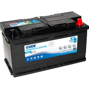 Exide EP800 DUAL AGM Leisure Marine Battery