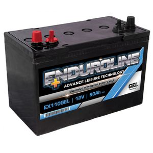 Enduroline EX110GEL Deep Cycle Gel Battery